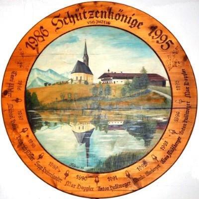 Schützenkönige 1986 - 1995
